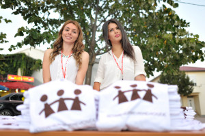 2. Majice za humanitarne svrhe